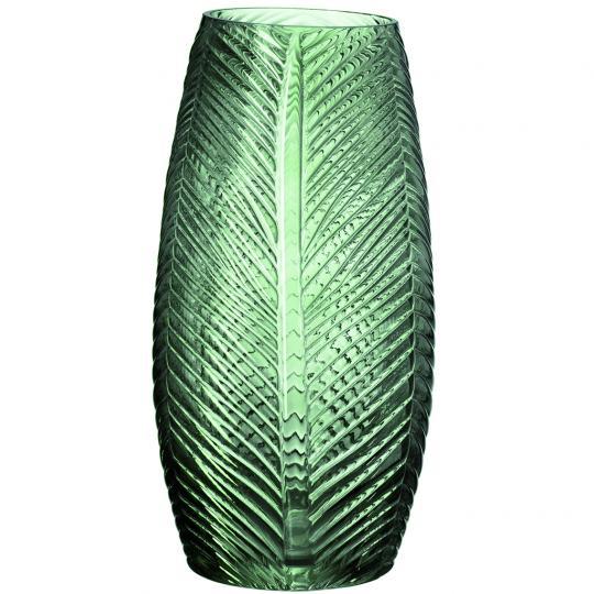 Vaso Verde em Vidro