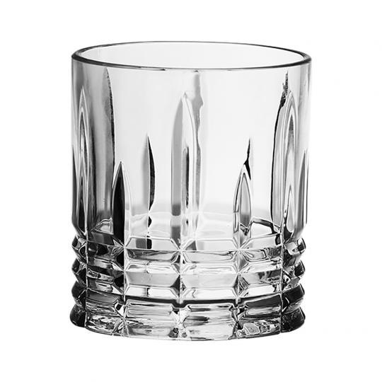 Jogo com 6 Copos Vidro para Whisky Tartan