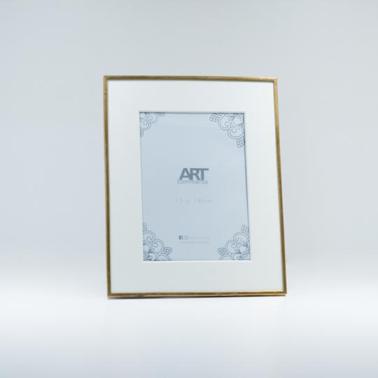 Porta Retrato Branco M