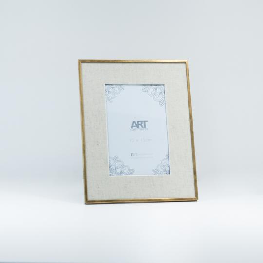 Porta Retrato com Tecido P