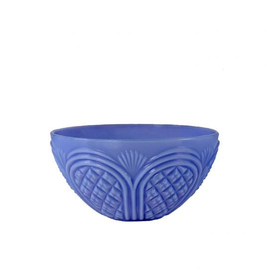 Bowl de Opalina Jade Azul