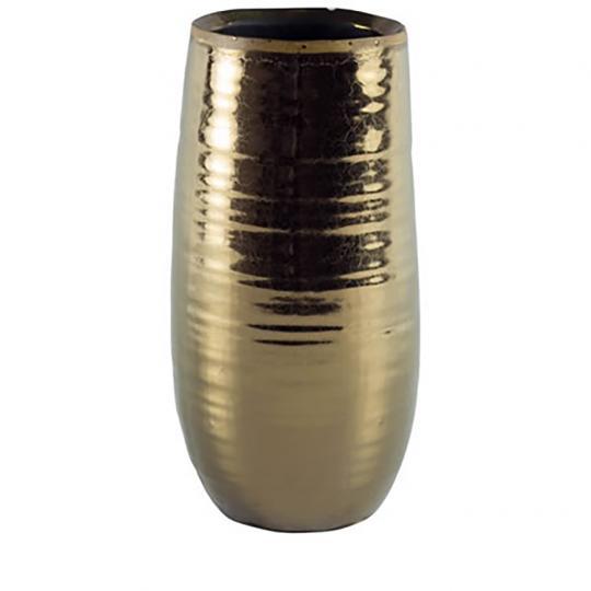Vaso Iris Ouro G