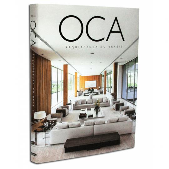 Livro Oca Arquitetura no Brasil - VOL. 14