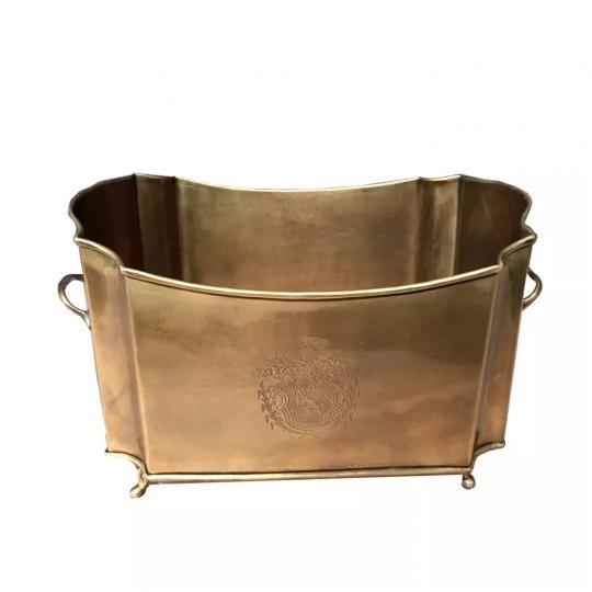 Cooler para Bebidas em Bronze Antigo Newada G