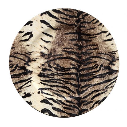 Sousplat Artsy Savana Tigre