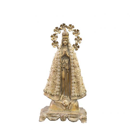 Nossa Senhora Aparecida com Manto