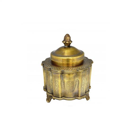Caixa Decorativa Indiana