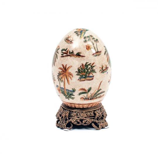 Ovo de Porcelana Le Palmier