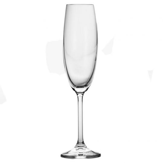 Jogo de 06 Taças Gastro de Champagne