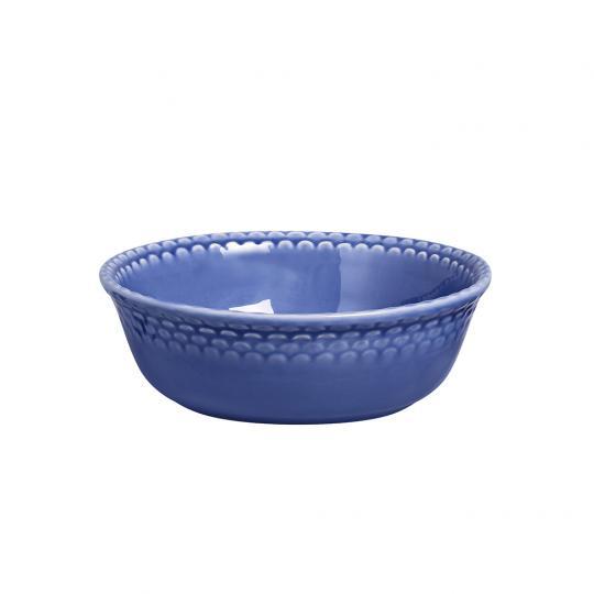 Tigela Escama Azul Pequena