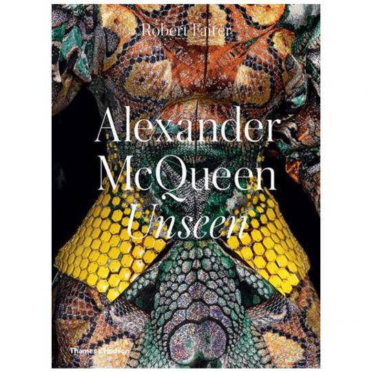 Livro Alexander Mcqueem Unseen