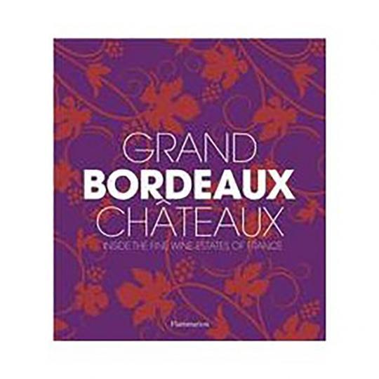 Livro Bordeaux Chateaux