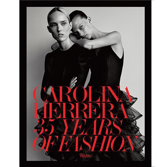Livro Carolina Herrera