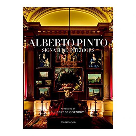 Livro Alberto Pinto Signature Interiors