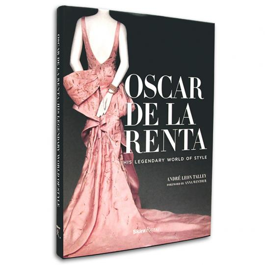 Livro Oscar De La Renta His Legendary World Of Style