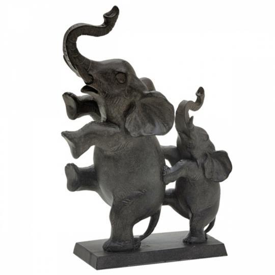 Figura Decorativa de Resina