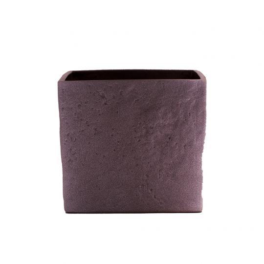 Cachepot Umber Stone