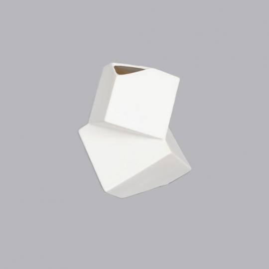 Vaso Hexagonal P