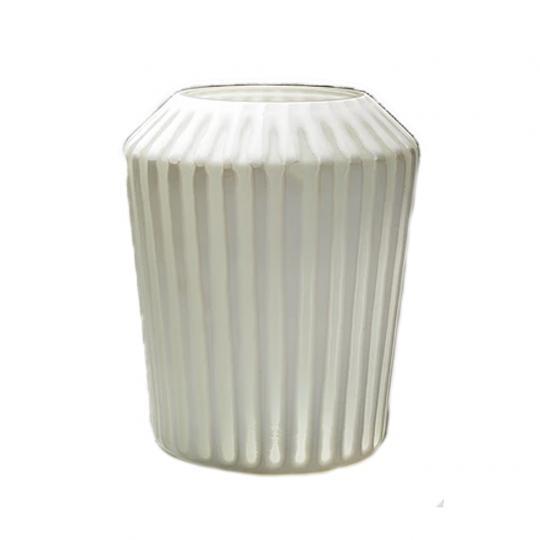 Vaso de Vidro Tabla White Grande