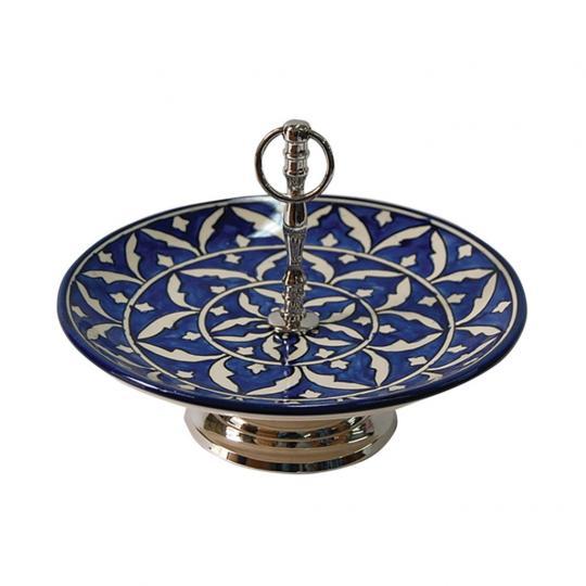 Prato de Cerâmica para Doces