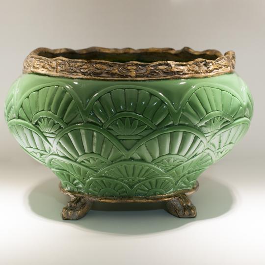 Vaso Imperial Verde
