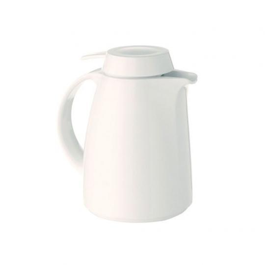 Garrafa Térmica Branca 600 ml