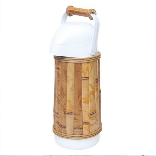 Garrafa Térmica de Bambu 1L