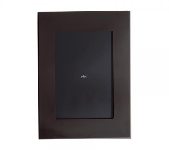 Porta Retrato Inox Carrara Carbon 20X25cm