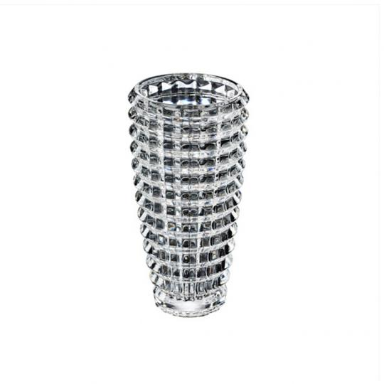 Vaso de Cristal Diamond Cut