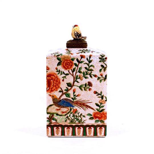 Vaso de Porcelana Fiore