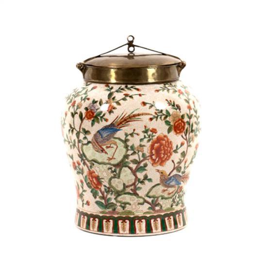 Vaso de Porcelana Fiore II